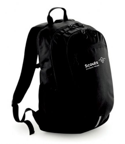 3rd North Weald Scouts Backpack
